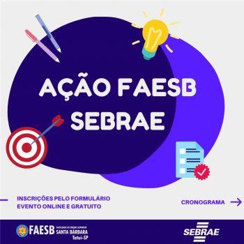 AÇÃO FAESB SEBRAE