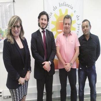 ACE participa de reunião para implantação do CEJUSC em Tatuí