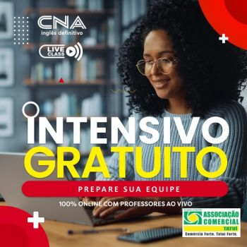 CURSO DE INGLÊS CNA