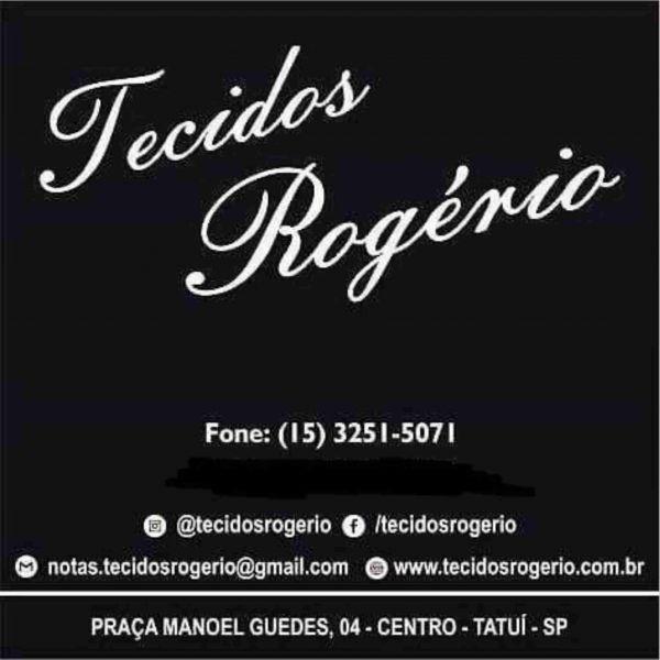 TECIDO ROGÉRIO