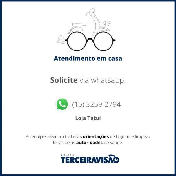 ÓTICA TERCEIRA VISÃO